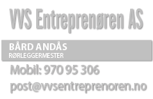 VVS Entreprenor